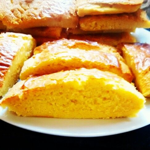 Homemade cornbread!