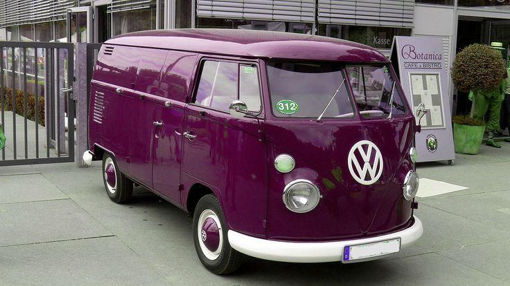 1964 T1 Panel Van