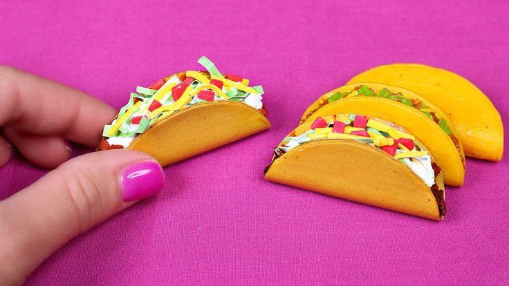 DIY American Girl Tacos