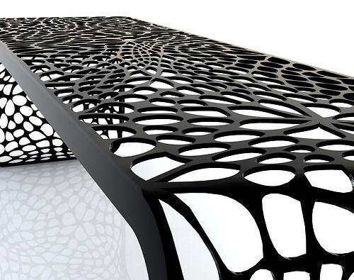 Image result for laser cut metal furniture