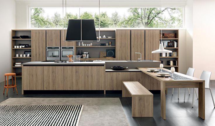 Cucina Kali arredo3 bisi arredamenti #cucine #interni #arredointerni