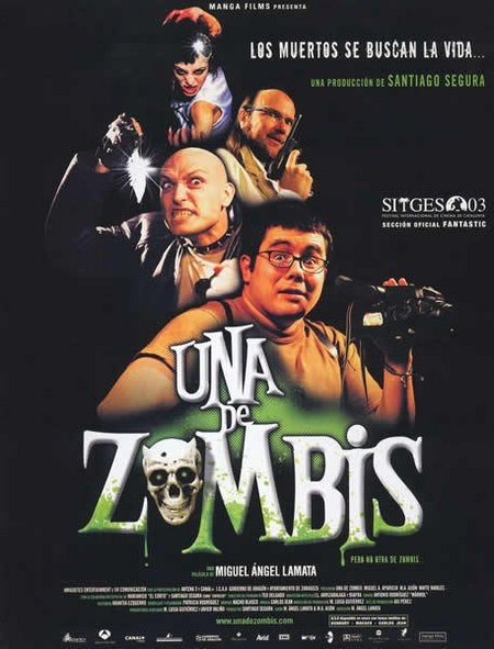 Una de zombis 2003