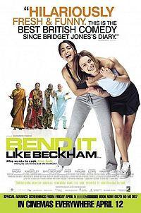 Bend It Like Beckham (br: Driblando o Destino)– Wikipédia, a enciclopédia livre