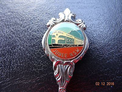 1 x #junee nsw australia #souvenir #spoon.,  View more on the LINK: 	http://www.zeppy.io/product/gb/2/161977425576/