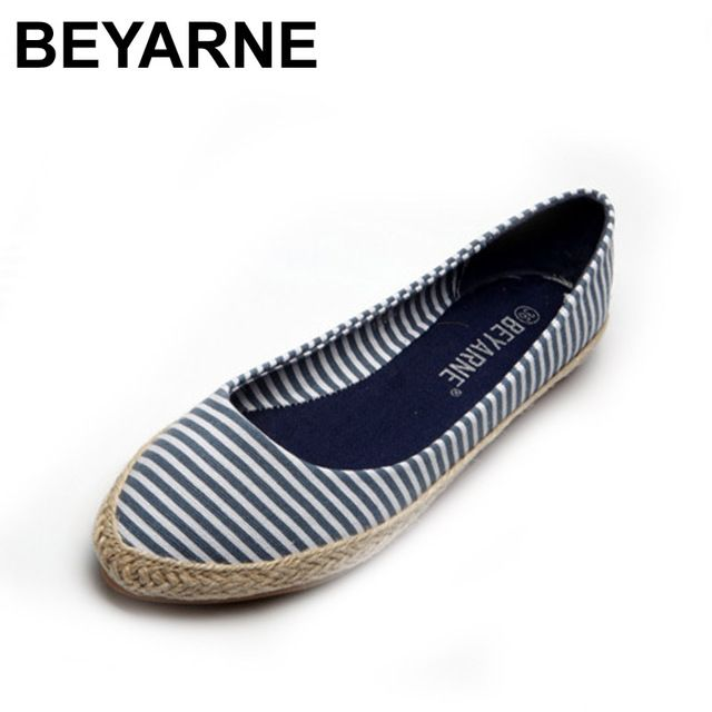 Promotion price plus size 35-41 women comfortable cavans nations wind flat shoes with hemp rope covered fashion lazy shoes wholesale just only $14.58 with free shipping worldwide  #womenshoes Plese click on picture to see our special price for you
