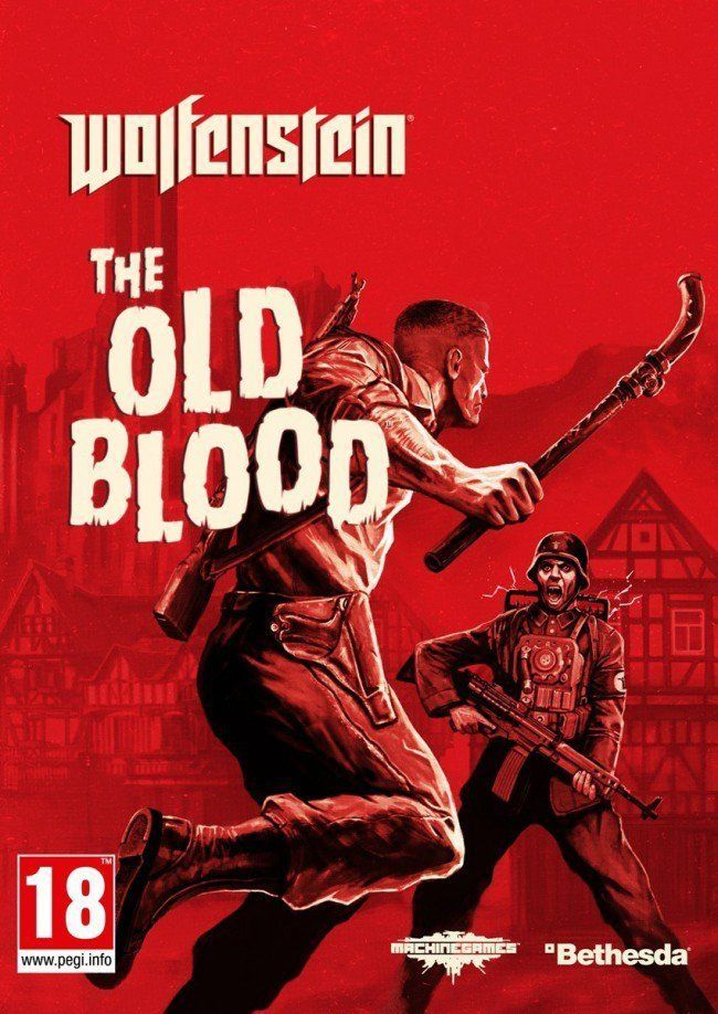 Wolfenstein: The Old Blood (PC Digital Download) $3.59 or Less #LavaHot http://www.lavahotdeals.com/us/cheap/wolfenstein-blood-pc-digital-download-3-59/184351?utm_source=pinterest&utm_medium=rss&utm_campaign=at_lavahotdealsus