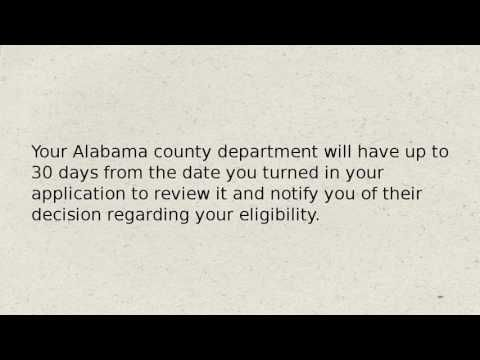 How To apply for alabama food stamps