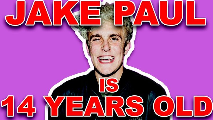 HOW OLD IS JAKE PAUL? Hey what's going on guys? It's Bryce here. How you guys doing? Links to some of our favorite videos: Top 10 trends that should stay dead https://youtu.be/OFdqlU-OFzY Channel trailer https://youtu.be/ZHIBNcaBra4 Handshake or fist bump https://youtu.be/q9TctxEOsEc Would you Rather https://youtu.be/lOprqNu9dm0