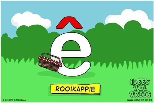 Rooikappie