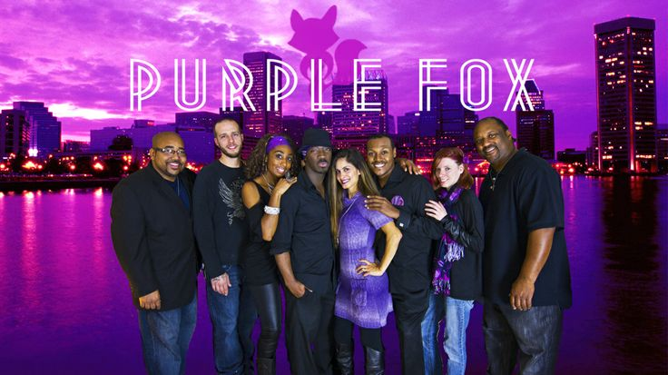 Purple Fox, Jazz Band, Jam Band, Baltimore Jazz Band, Baltimore Progressive Rock band, Baltimore Soul Band, Improv band, Papi Fields, Rylin Toliver, Greatest Keyboard Player, Film Score Band, Film Soundtracks, Baltimore Live Music, Washington DC Live Music, Wedding Band --> http://www.PurpleFoxBand.com