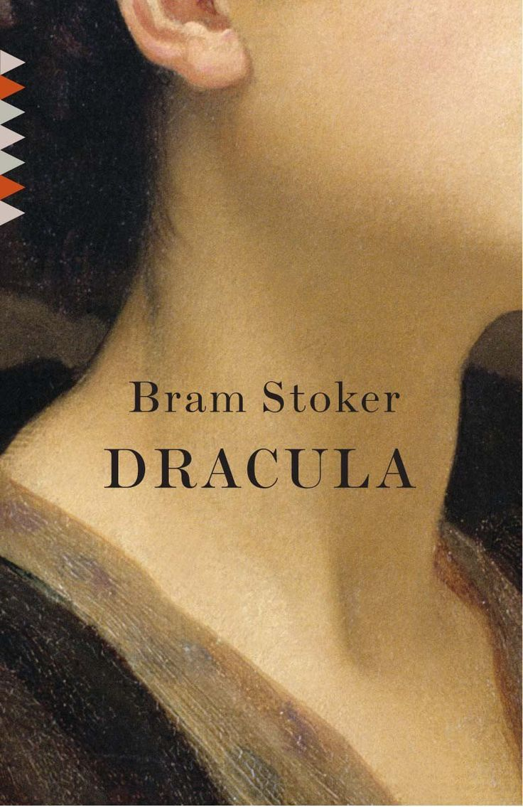 Dracula - Bram Stoker (Vintage Classics. Painting by Lord Leighton. Cover by Megan Wilson, Random House)