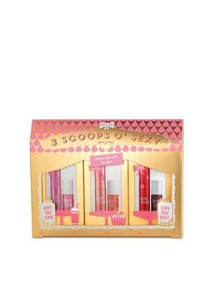 BENEFIT COSMETICS3 Scoops O' Sexy