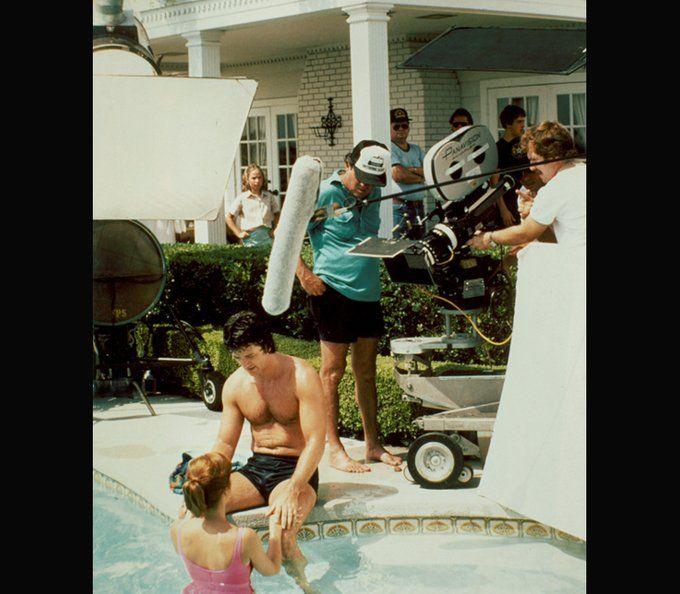 Dallas Bobby and Pamela Ewing 1982