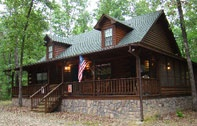 Broken Bow Lake Cabins in Southeast Oklahoma | A Oklahoma Getaway