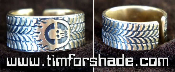 Mad Max Fury Road brass adjustable ring by TimforShade on DeviantArt