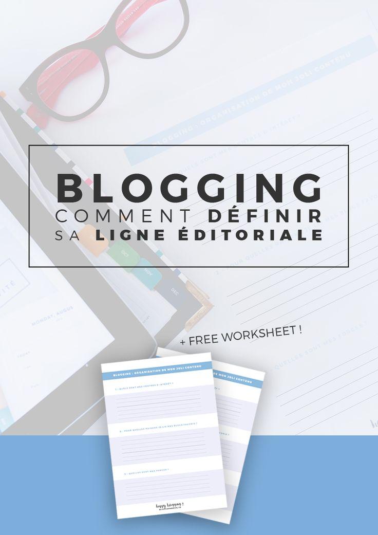 Comment définir sa ligne éditoriale | Si vous souhaitez trouver votre ligne éditoriale, que vous avez besoin de structurer votre blog dans des catégories phares, de rendre votre blog plus pro, ce petit tuto et sa feuille de route pourraient vous plaire ! Epinglez cette image pour plus tard ou cliquez pour en savoir plus !