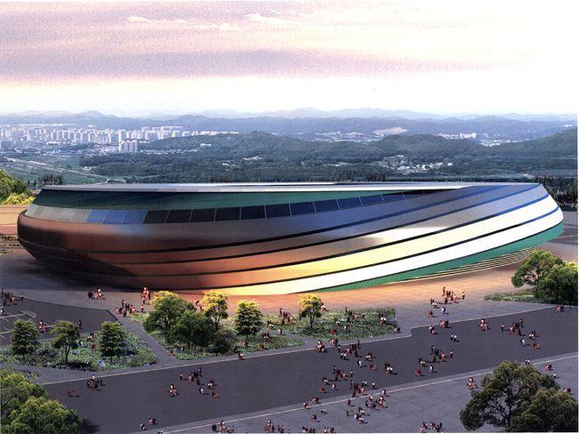Stadium Porn | New stadium proposed for Kocaeli SK in Izmit, Turkey