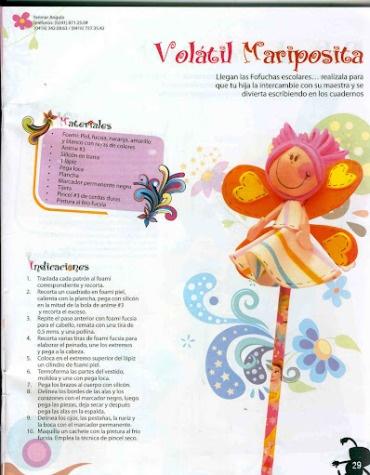 GOMA EVA: especial Fofuchas con patrones « Variasmanualidades's Blog