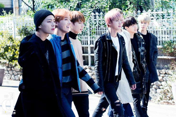 [Picture/Media] BTS Exclusive Photo by Dispatch [161009]