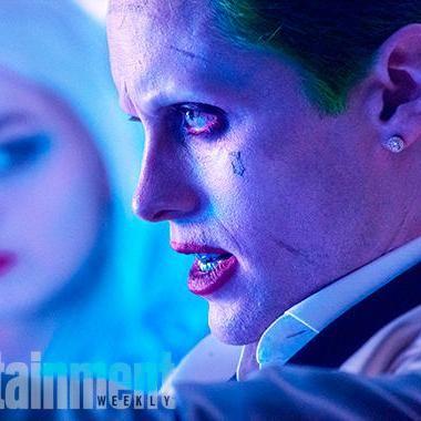 Hot: Suicide Squad: Jared Letos Joker isnt clowning around