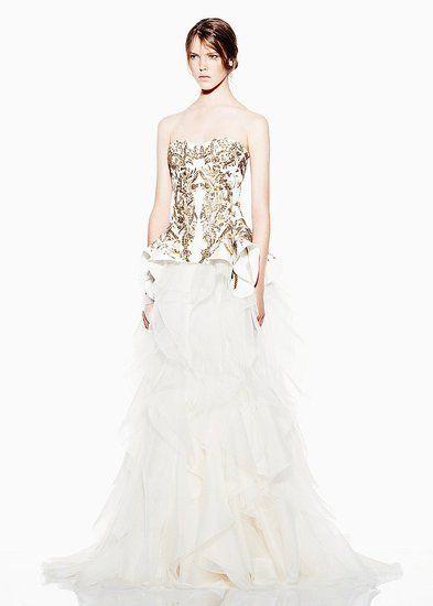 50 best dior sketches images on pinterest fashion for Sarah burton wedding dresses official website