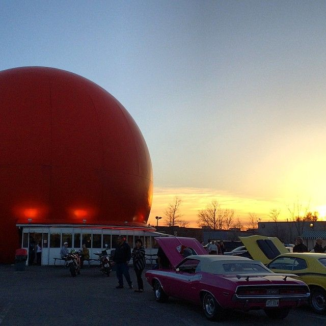 montreal restaurants open late gibeau orange julep © Will Travel for Food