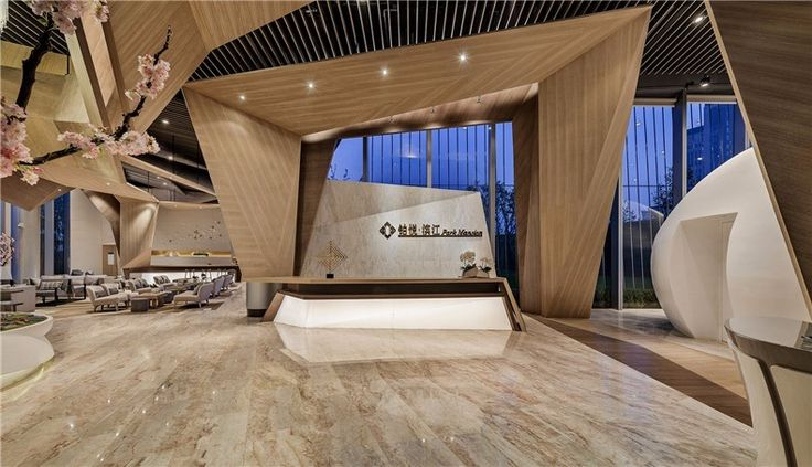 Sales office for Design hotel lone 5
