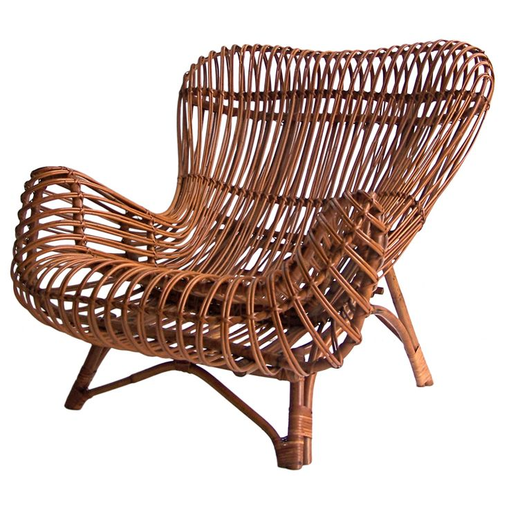 Gala Lounge Chair By Franco Albini
