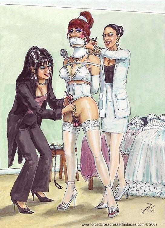 Forced fem bdsm Forced Feminization
