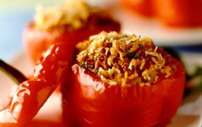 A simple baked recipe, ideal as a side dish or a main dish served with a green salad.