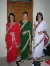 New Saris