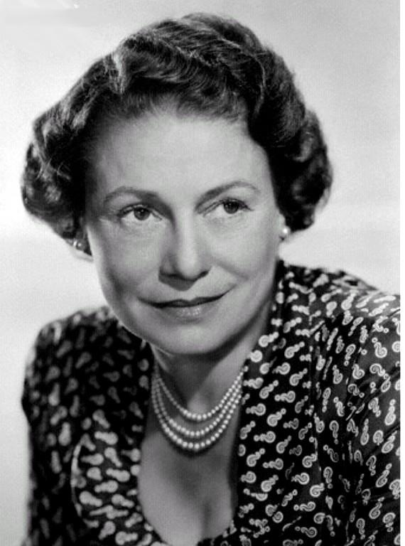 Thelma Ritter,( born, 1902)           Academy Award nominee in 1950, 1951, 1952, 1953, 1959 and 1962 was a character actress, and was voted one of the top 10 actresses of the 1950's, along with notables like Grace Kelly. She never won an Oscar but tied with Deborah Kerr  for the most nominations. Two of the six movies she was nominated for were ( 1950) All about Eve, and ( 1962) The Birdman of Alactraz.