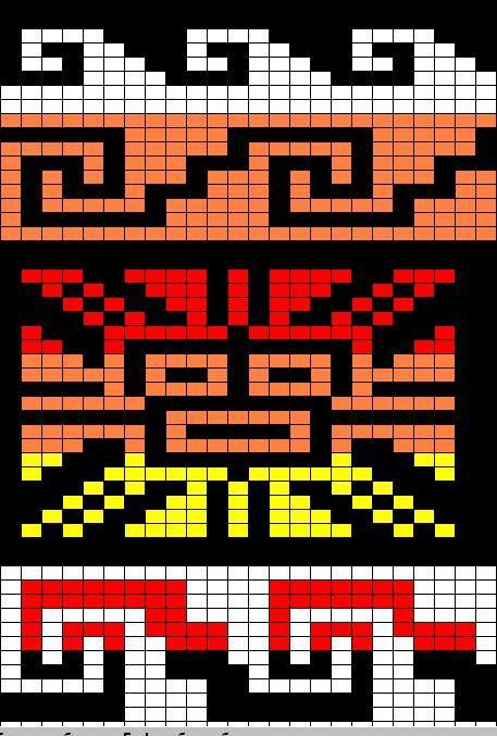 Перуанский жаккард 15 - Жаккарды - Галерея - Artzacepka форум