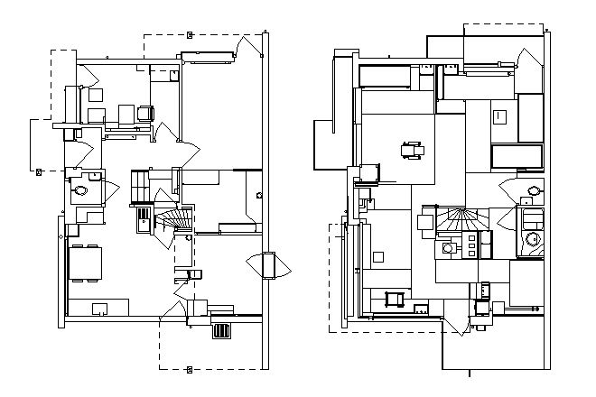 Schroder house plan dwg home design and decor ideas for Architectural decoration crossword clue