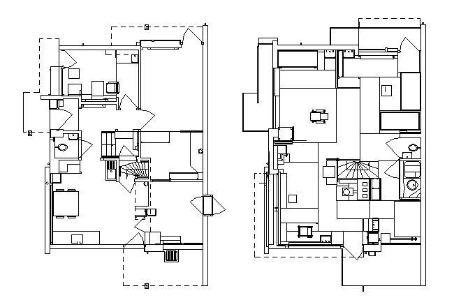 Schroder House Plan Dwg Home Design And Decor Ideas