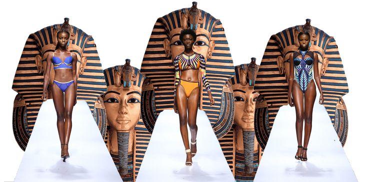 LAGOS FASHION WEEK - Andrea Iyamah