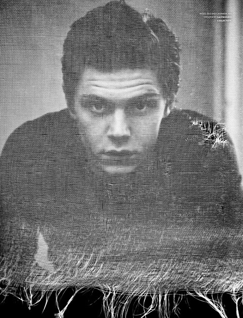 Evan Peters by Davis Factor for Flaunt Magazine #124. American Horror story. i love you kit walker <3