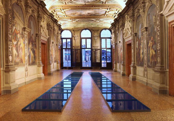 In 2011 the Fondazione Prada inaugurates a new exhibition venue in Venice - Ca' Corner della Regina – presenting an exhibition on its own history and future projects