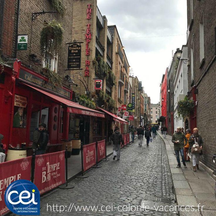 #Dublin #Irlande #Colonie #Vacances #CEI
