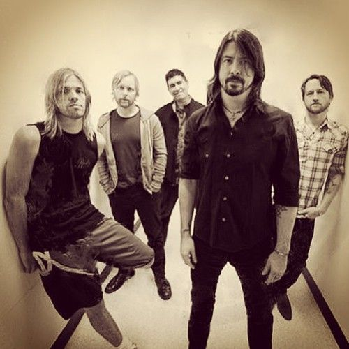 Foo Fighter - This is the best band of all time. Well, at least according to me. Not a song I don't like.