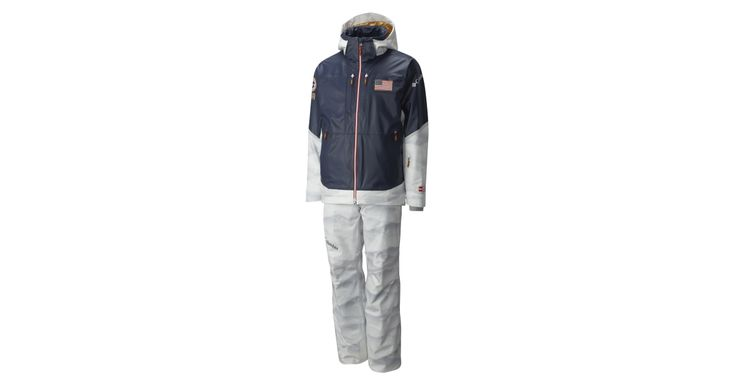 Columbia Unveils U.S. Freestyle Ski Team Uniforms for Olympic Winter Games PyeongChang 2018 #1ninety8
