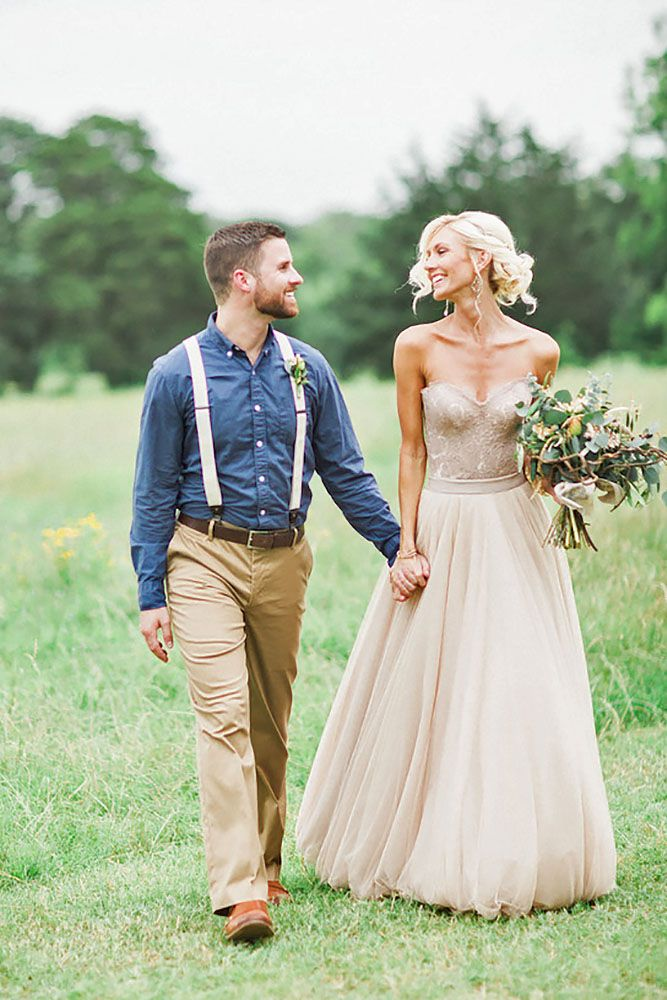 27 rustic groom attire for country weddings rustic groom for Dress for outside wedding