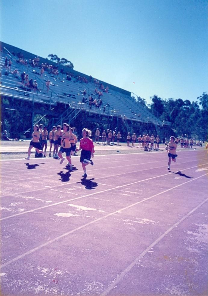 Class of 1990  Sports Day