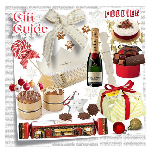 Gift Guide for Food LOvers by stylepersonal on Polyvore featuring polyvore, interior, interiors, interior design, home, home decor, interior decorating, La Maison Du Chocolat, H&M, Post-It, Veja, giftguide and foodlovers