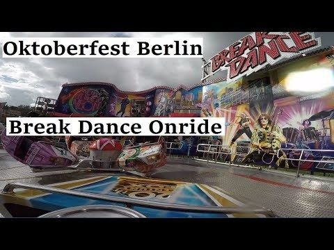 "Onride mit dem Break Dance von Groß auf dem ""Oktoberfest am Kurt Schumacher Damm Berlin""  Schausteller: Groß (Werder) Hersteller: Huss (D) Typ: Break Dance 1 (Nr. 49) Fahrpreis: 4€ source   https://www.crazytech.eu.org/break-dance-gros-onride-video-oktoberfest-berlin/"