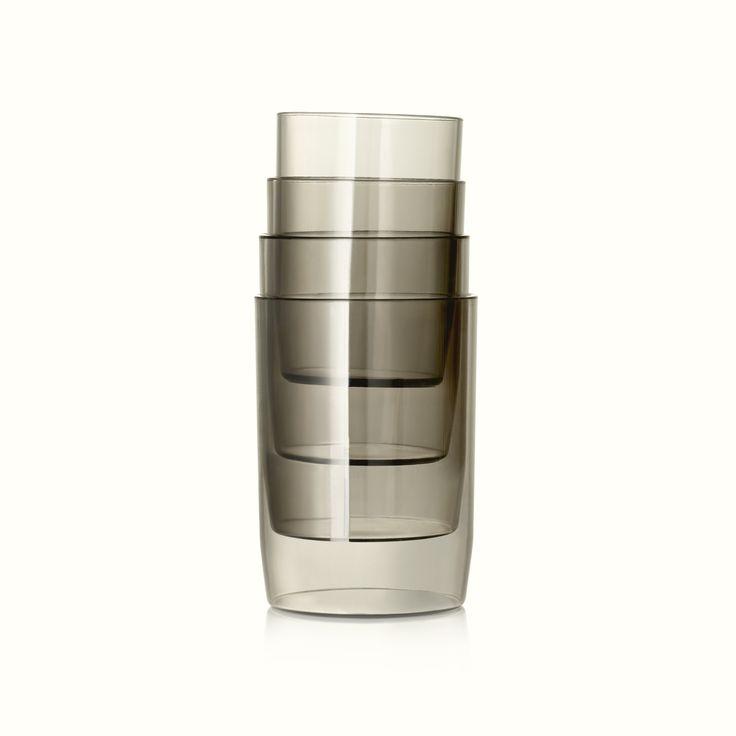 // QDO CUPS // ........................................................ Telescoping Cups for Carafe — More description  www.atlason.com
