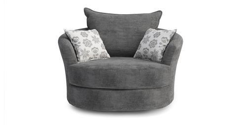 Small Swivel Chair Sundae | DFS