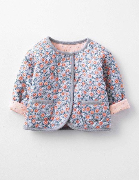 Reversible Jersey Jacket