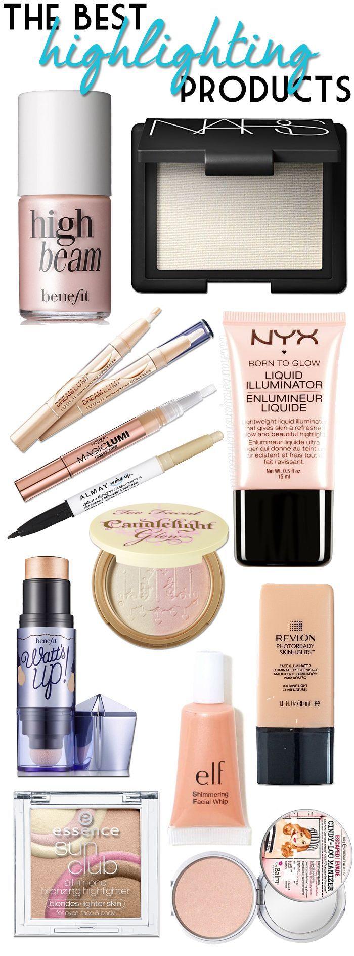 Best 25+ Highlighting makeup ideas on Pinterest   Contour, Face ...