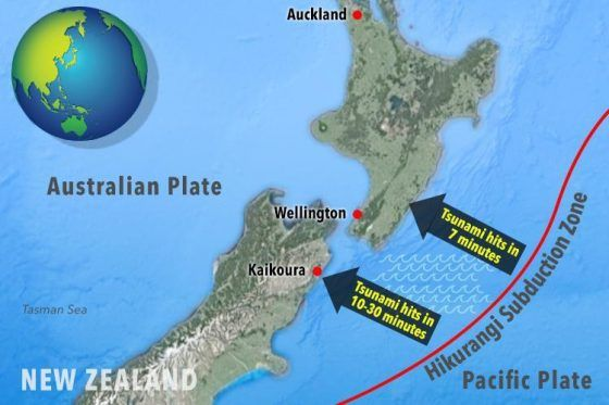 A 2016 earthquake has awoken a fault line that was thought to be dormant. Now that it's becoming active, fears have arisen that New Zealand could be destroyed by a massive 9.0 magnitude earthquake.…